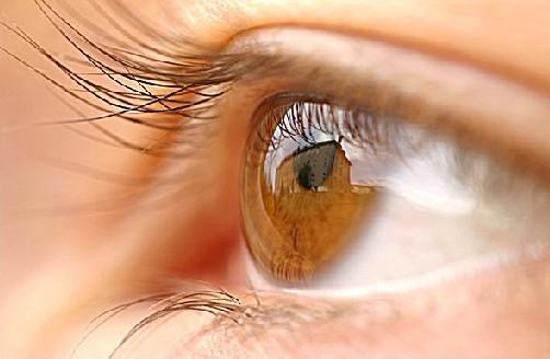 ochi curați